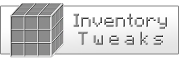 Inventory Tweaks – Mod pour Minecraft 1.8.3/1.8/1.7.10/1.7.2/1.5.2
